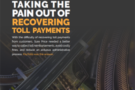Case Study: Taking the Pain Out of Recovering Toll Payments