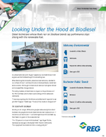 Putting Biodiesel to the Performance Test