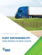 Fleet Sustainability: Using Biodiesel to Drive Success