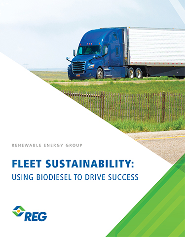 Fleet Sustainability: Using Biodiesel to Drive Success