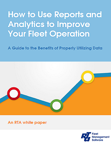 How to Use Reports and Analytics to Improve Your Fleet Operation