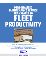 Personalized Maintenance Service Translates to Fleet Productivity