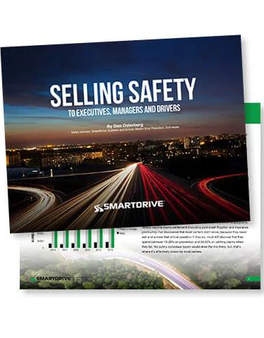 Selling Safety. Saving Lives.