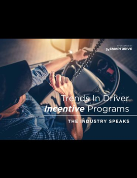 Trends in Driver Incentive Programs