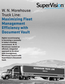 W. N. Morehouse Truck Line: Maximizing Fleet Management Efficiency with Document Vault