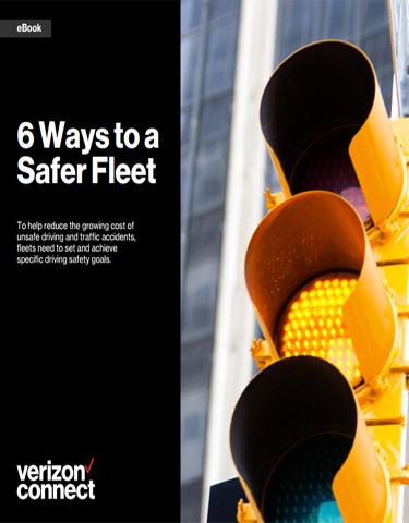 6 Ways to a Safer Fleet