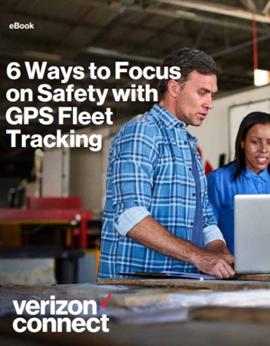6 Ways to Focus on Safety with GPS Fleet Tracking