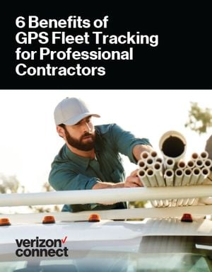 6 Benefits of GPS Fleet Tracking