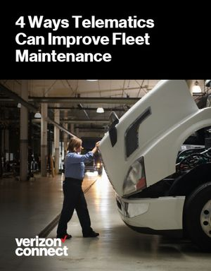 4 Ways Telematics Can Improve Fleet Maintenance
