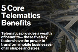 5 Core Telematics Benefits