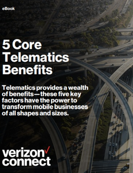 5 Core Telematics Benefits