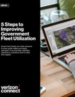 5 Steps to Improving Government Fleet Utilization