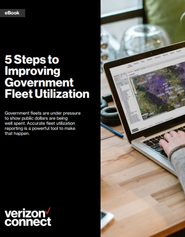5 Steps to Improving Government Fleet Utilization