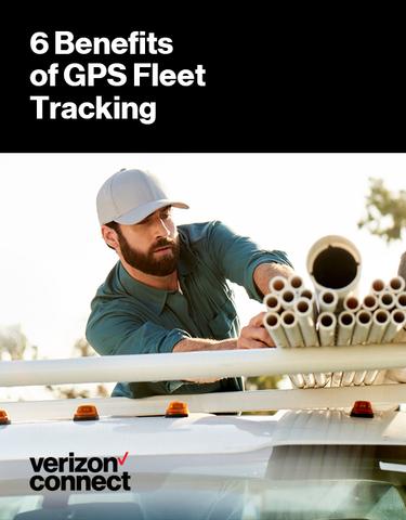 6 Benefits of GPS Fleet Tracking