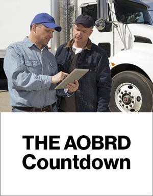 The AOBRD Countdown