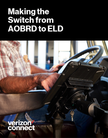 Making the Switch from AOBRD to ELD