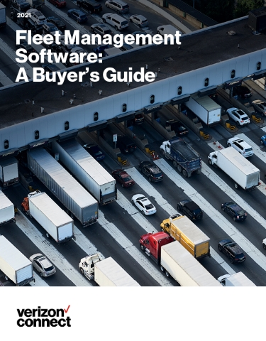 Fleet Management Software: A Buyer's Guide