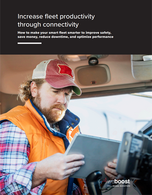 How To Increase Fleet Productivity Through Connectivity
