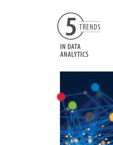 5 Trends in Data Analytics