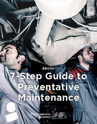 7-Step Guide to Preventative Maintenance