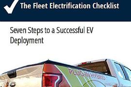 The Fleet Electrification Checklist