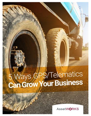 5 Ways GPS/Telematics Can Grow Your Business