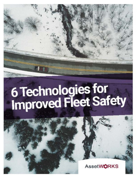 6 Technologies for Improved Fleet Safety