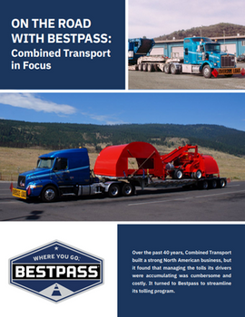 On the Road With Bestpass: Combined Transport in Focus