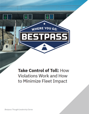 How Toll Violations Work and How to Minimize Them
