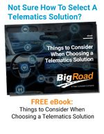Things to Consider When Choosing a Telematics Solution