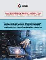 How Independent Freight Brokers Can Meet Today's Technology Challenge