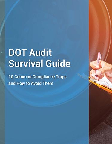 DOT Audit Survival Guide