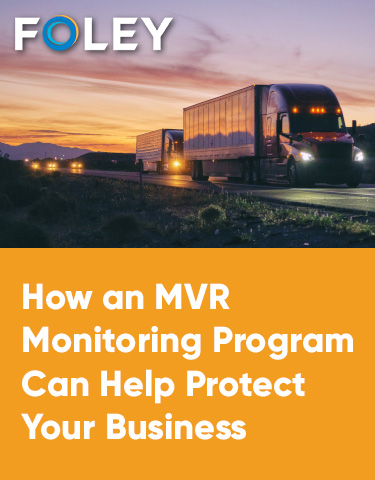 How an MVR Monitoring Program Can Help Protect Your Business