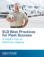 ELD Best Practices for Fleet Success