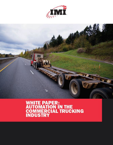 Automation in the Commercial Trucking Industry