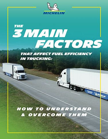 The 3 Main Factors That Affect Fuel Efficiency in Trucking