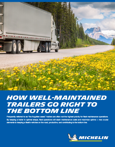 How Well-Maintained Trailers Go Right to the Bottom Line