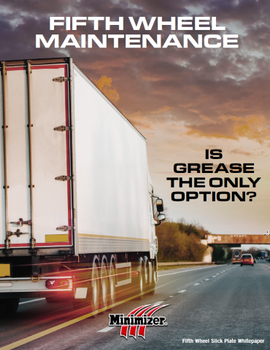 Fifth Wheel Maintenance: Is Grease the Only Option?