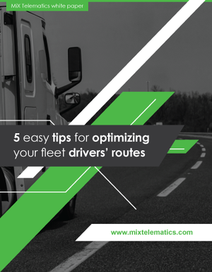 5 Easy Tips for Optimizing Your Fleet Drivers' Routes