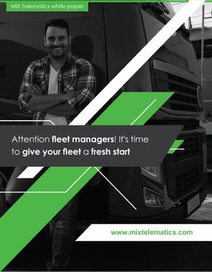 Attention Fleet Managers! It's Time to Give Your Fleet a Fresh Start