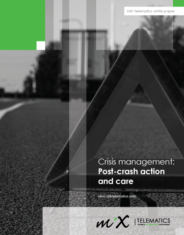Crisis Management: Post-Crash Action and Care