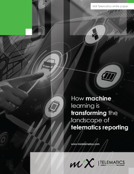 How Machine Learning is Transforming the Landscape of Telematics Reporting