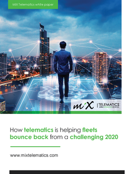 How Telematics Is Helping Fleets Bounce Back From a Challenging 2020