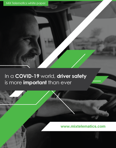 In a COVID-19 world, driver safety is more important than ever