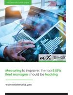 Measuring to Improve: The Top 8 KPIs Fleet Managers Should Be Tracking