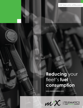 Reduce Your Fleet's Fuel Consumption