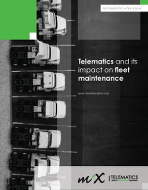 Telematics and Its Impact on Fleet Maintenance