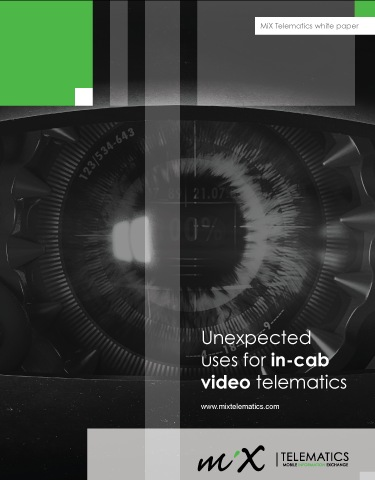 Unexpected Uses for In-Cab Video Telematics