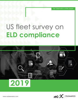 US Fleet Survey on ELD Compliance 2019