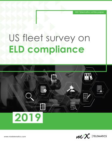US Fleet Survey on ELD Compliance 2019